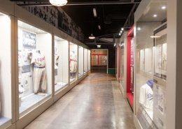 Baseball Museum Design