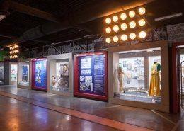 Branded Museum Interior