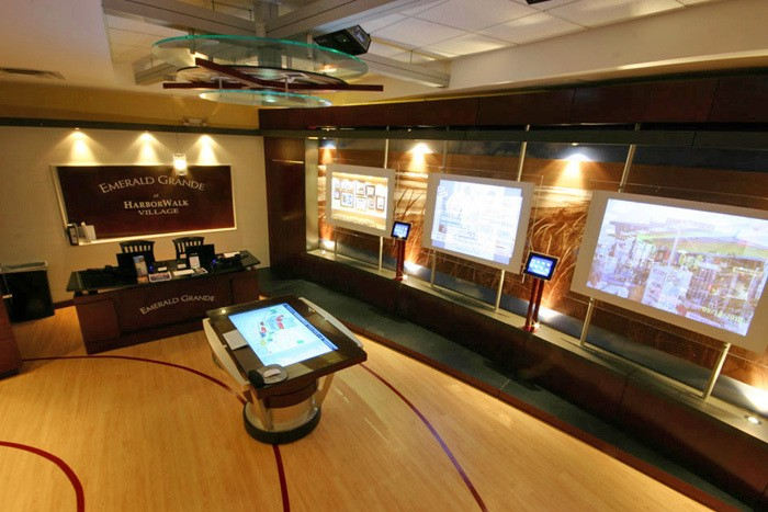 Sales Centers – Method-1 Interiors