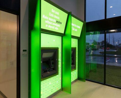 ATM surrounds