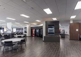 Mercedes Cafe station