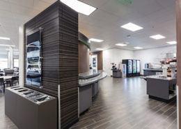 Mercedes Body Shop Cafe 17