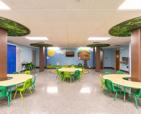 Custom designed Childrens Area