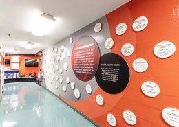 Patent Plaque Hallway