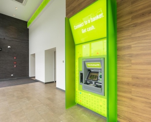 Custom ATM Design