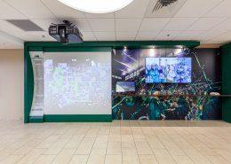 campus map display