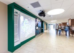 engaging map display