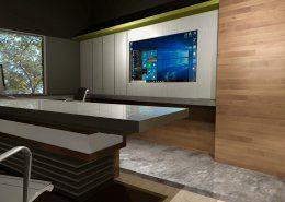 Office Room Concept art
